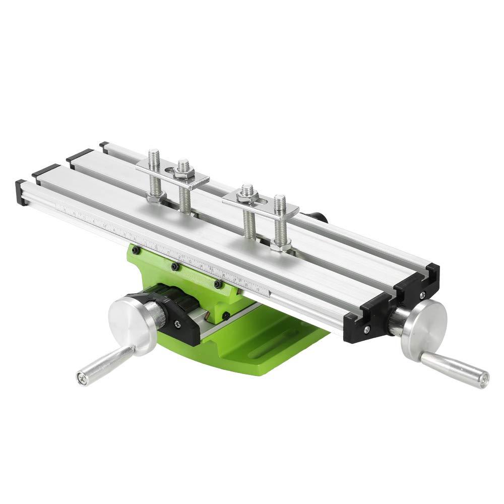 Zitainn Bench , Nagelneue Mini-Verbund-Tischbohrschlitten Tischfr/äsen Kreuztischfr/äsmaschine