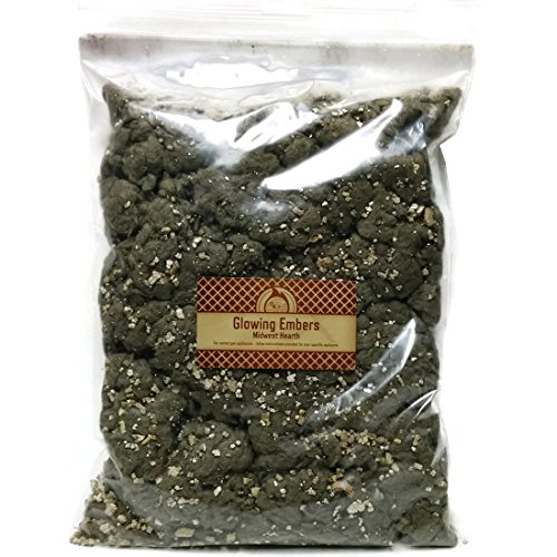 Midwest Hearth Glowing Embers - 6 oz. Bag ()