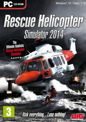Rescue Helicopter Simulator 2014 (PC DVD)