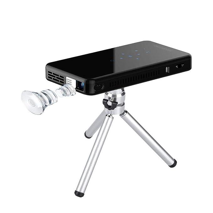 Mavis Laven Proyector Bluetooth Mini, 1080P BT 4.2 HD Colores ...