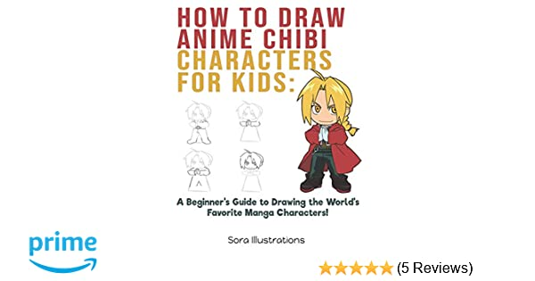 How to Draw Anime Chibi Characters for Kids: A Beginner's