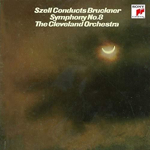 SACD : SZELL,GEORGE - Bruckner: Symphonies 3 & 8 (Hybrid SACD, Japan - Import)