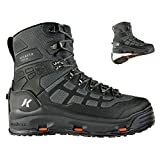 Korkers Wraptr Wading Boot – Felt & Kling-On – (11)