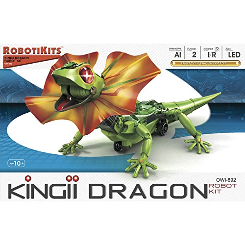 robotic dragon - 4