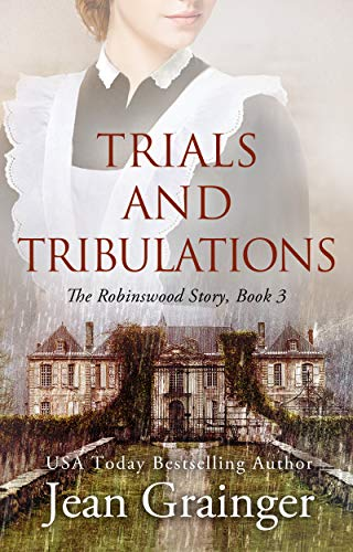 Trials Tribulations Robinswood Story Book ebook product image