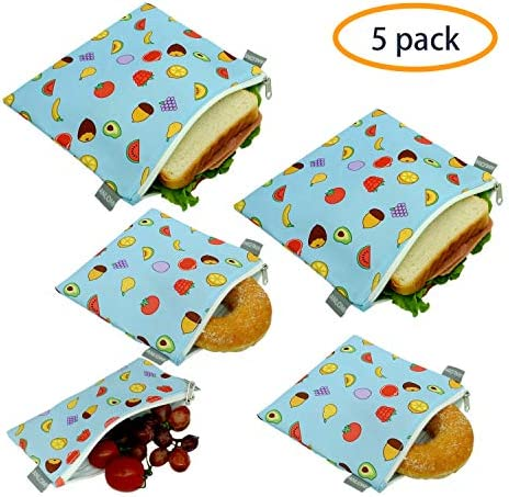 Reusable Sandwich Bags Snack Dishwasher product image