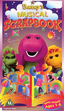 Barneys Musical Scrapbook