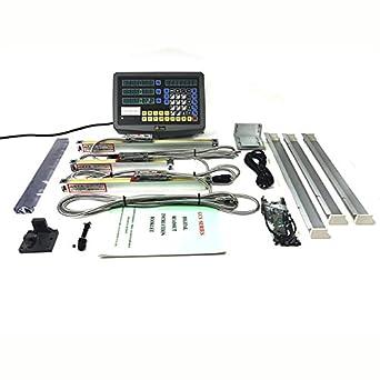 GOWE 3 ejes Sensor lineal escala lineal dro lectura digital 500 y 650 y 600 mm