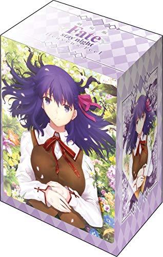 Fate/Stay Night: Heaven`s Feel Sakura Matou Card Game Character Deck Box Case Holder Collection V2 Vol.594 P.2 Anime Art
