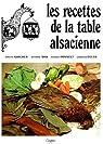 Les recettes de la table alsacienne par Diss