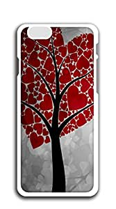 TUTU158600 Custom Cover Case with Hard Shell Protection case iphone 6plus cheap - Hung hearts