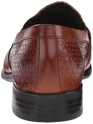 Stacy Adams Mens Marcellus Slip-on Loafer Cognac