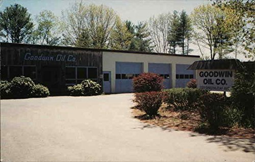 Goodwin Oil Co. We are moving! Portsmouth, New Hampshire Original Vintage - Oil Portsmouth