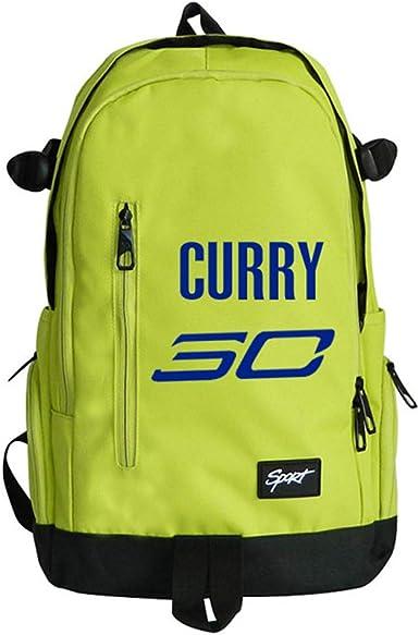 Mochila Stephen Curry para niños, mochila de jugador de baloncesto ...