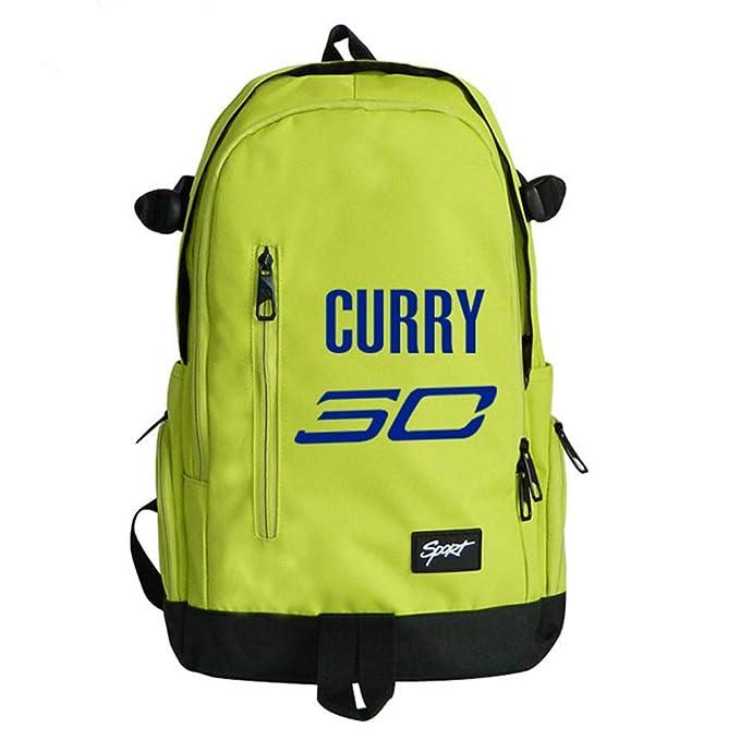 Mochila Stephen Curry para niños, mochila de jugador de ...