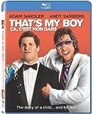 That's My Boy (Bilingual) [Blu-ray]