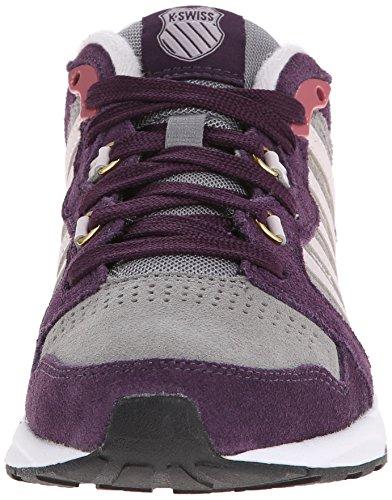 violett stngry 049 Ginnastica Donna Viola hshd K Scarpe 2 Trainer P plmprfct swiss M 18 Da Si wqOT7g