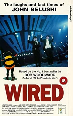 Wired [VHS]: Michael Chiklis, Ray Sharkey, J.T. Walsh, Patti D ...