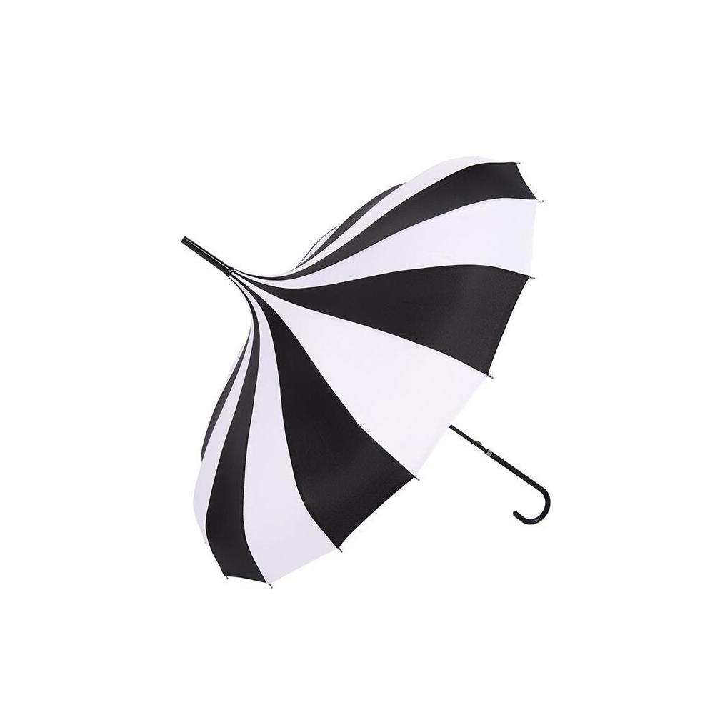 bpblgf Parapluie CréAtif Mariage Photographie Parapluie Parapluie Parapluie Noir Et Blanc, A