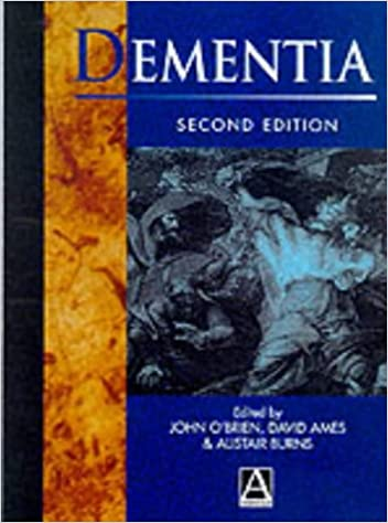 Dementia, 2Ed (Hodder Arnold Publication)