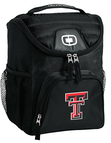 Broad Bay Texas Tech Lunch Bag Our Best Texas Tech Red Raiders Lunch Cooler Style ()