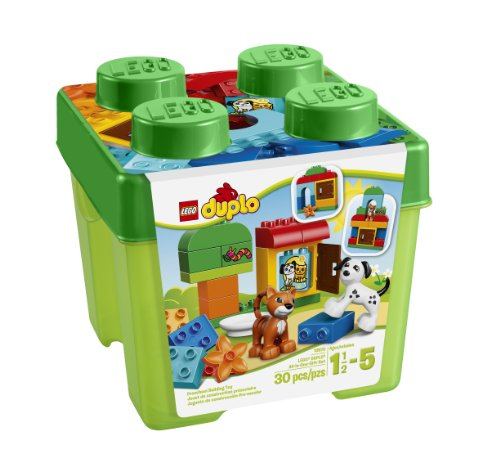 LEGO Duplo 10570 Creative Play All-in-One