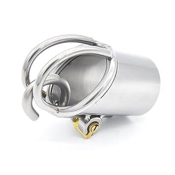 Thinkmax Male Prince Albert Pa Ring Penis Piercings Metal Chastity