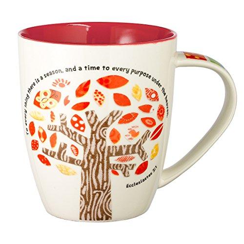 """A Time for Everything"" Mug – Ecclesiastes 3:1"