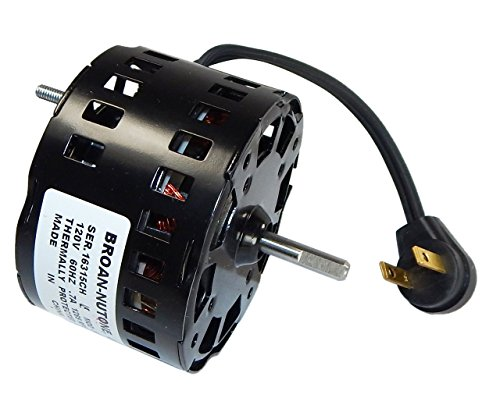 Nutone Fan Motor # 86652 1285 RPM .7 amps 120 volts 60hz