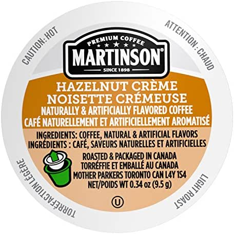 Coffee Pods: Martinson Coffee