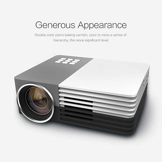 WANGOFUN Proyector, Mini Proyector Proyector Full HD 1080P ...
