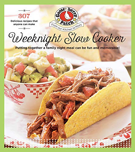Weeknight Slow Cooker (Keep It Simple) by Gooseberry Patch