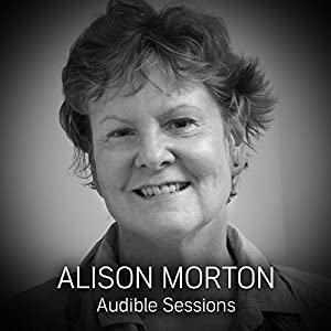 FREE: Audible Sessions with Alison Morton Speech