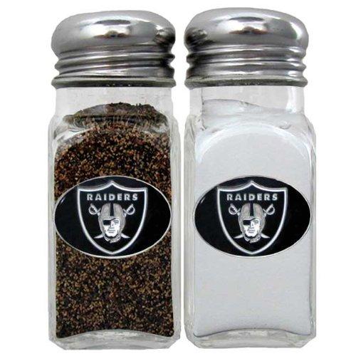 Oakland Raiders Salt Pepper Shakers product image