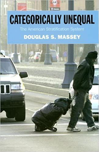 image for Categorically Unequal: The American Stratification System by Douglas S. Massey (2007-04-02)