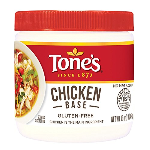 Tone Base - Tones Chicken Base, 16 Ounce