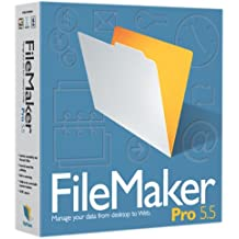 FileMaker Pro 5.5
