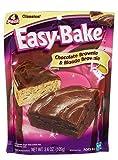 : Easy Bake Oven Refill: Kids Favorite: Chocolate Brownie & Blonde Brownie