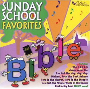 Sunday School Favorites Various Artists product image