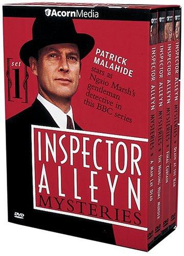 The Inspector Alleyn Mysteries, Set 1 by INSPECTOR ALLEYN