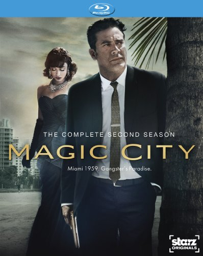 Blu-ray : Magic City: The Complete Second Season (Boxed Set, 3 Disc)