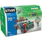 K'NEX 70 Model Building Set – Pieces – Ages 7+ Engineering Education Toy 705