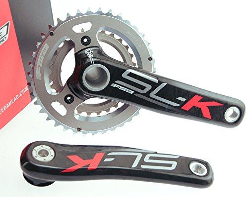 carbon fiber bike crankset - 3