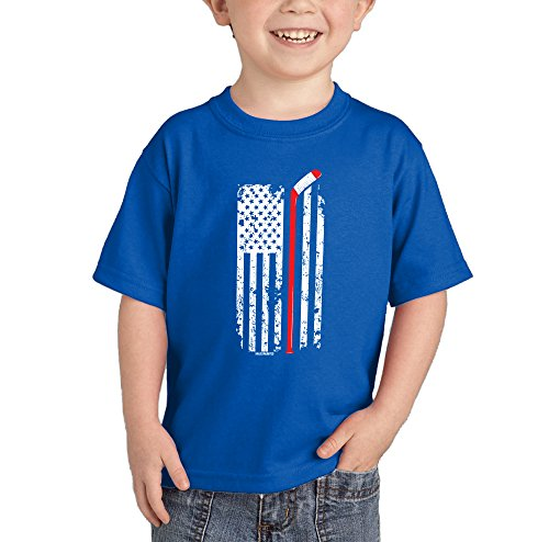 Toddler Infant Hockey American T shirt