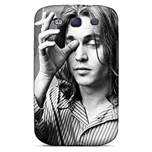 samsung galaxy s3 High-definition mobile phone carrying shells stylish Excellent johnny depp
