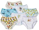 Handcraft Little Girls'  Tinkerbell 7 Pack Underwear, Multi, 8