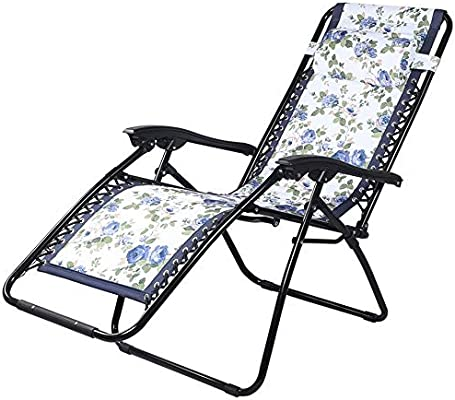 Admirable Amazon Com Dqchair Folding Sun Lounger For Heavy People Machost Co Dining Chair Design Ideas Machostcouk