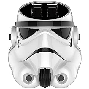 Star Wars Stormtrooper Toaster Galactic Kitchen Electrics Appliance
