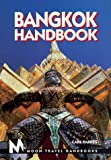 Front cover for the book Moon Handbooks Bangkok by Carl Parkes