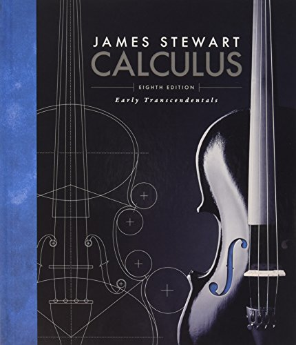 1305597621 - Bundle: Calculus: Early Transcendentals, 8th + WebAssign Printed Access Card for Stewart's Calculus: Early Transcendentals, 8th Edition, Multi-Term